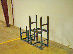 WPR portable stacking mini rack 1